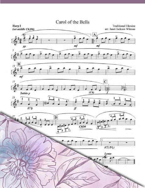 Carol of the Bells (Ensemble) - Brandywine Harps