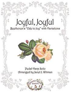 Joyful, Joyful - Harp Sheet Music - Brandywine Harps