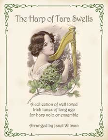 The Harp of Tara Swells - Harp Sheet Music - Brandywine Harps