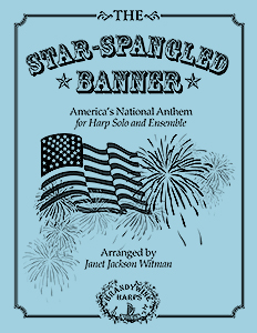 The Star Spangled Banner - Harp Sheet Music - Brandywine Harps