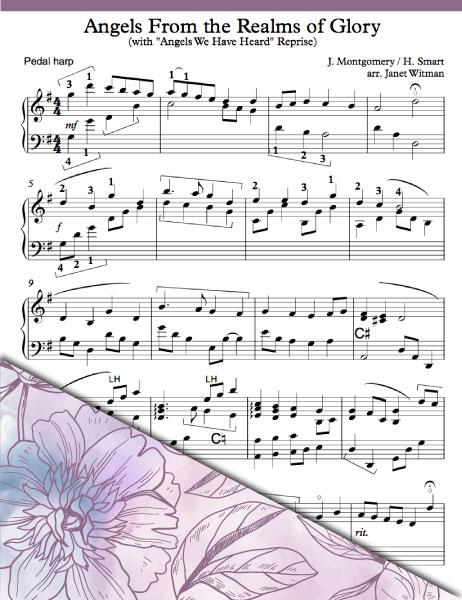Angels' Carols - Brandywine Harps